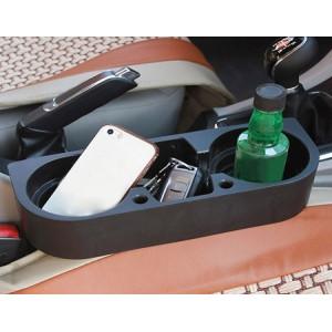 Suport auto pentru pahare si accesorii