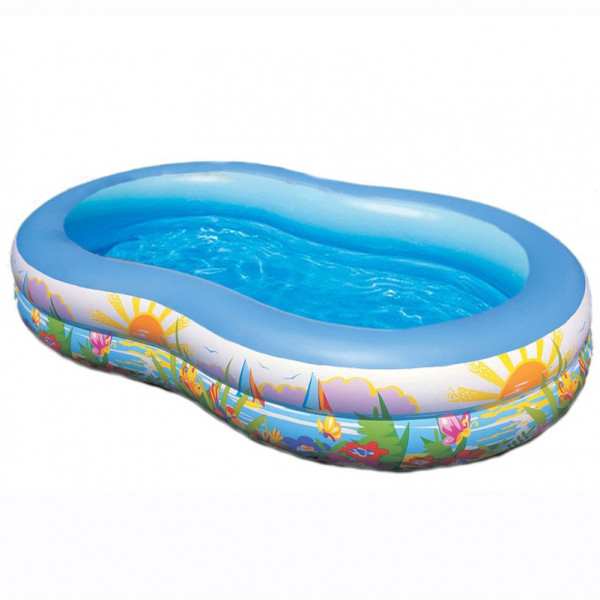 Piscina Intex Gonflabila in forma Ovala