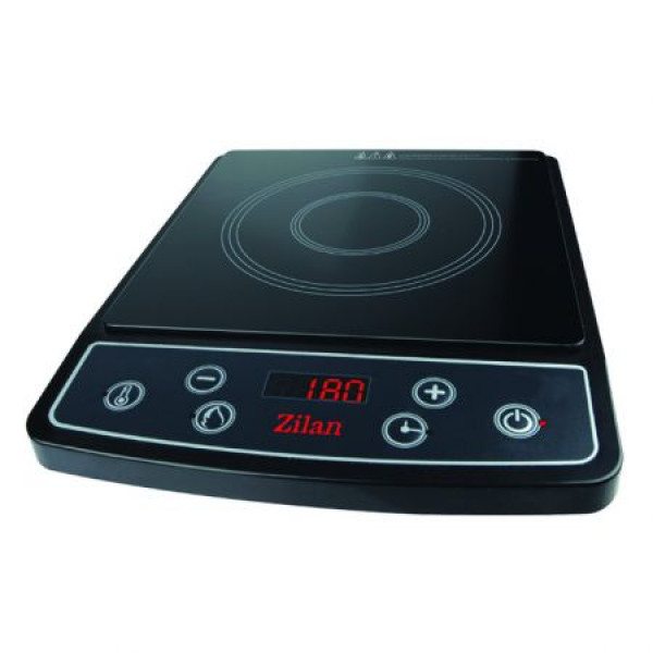 Plita cu inductie si timer ZLN-0559, 2000 W