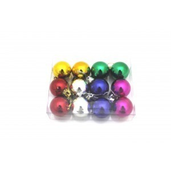 Set 12 globulete colorate