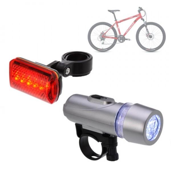 Set lumini bicicleta