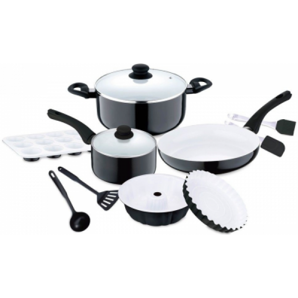 Set oale ceramice 12 piese RB1197
