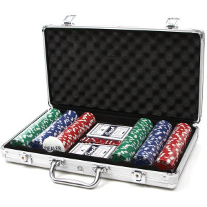 Set poker 300 jetoane