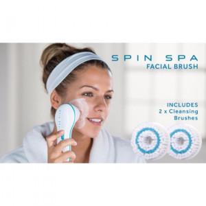 Perie masaj si curatare faciala Spin Spa