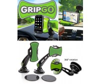 Suport telefon auto si gps GripGo