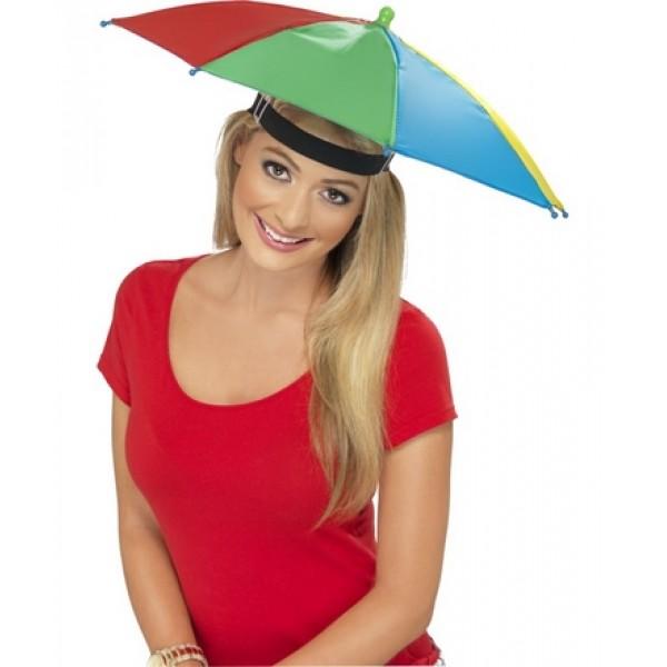 Umbreluta pentru cap