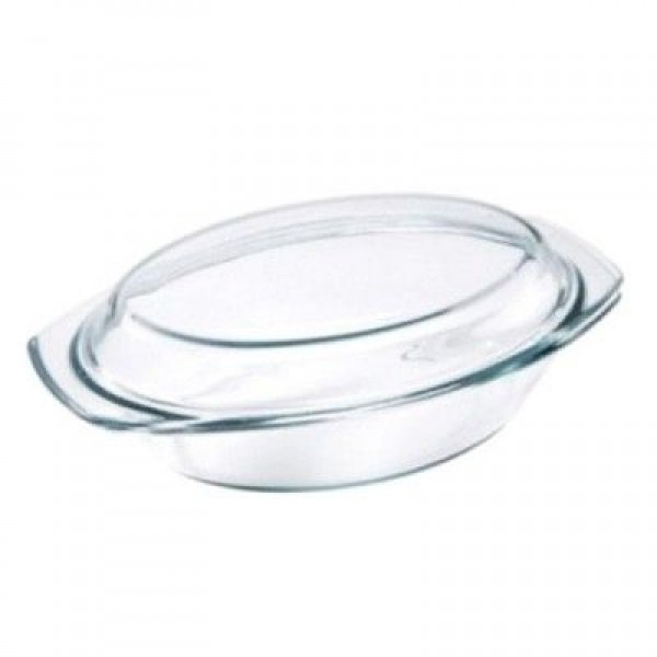 Vas yena oval cu capac 2,5L VB 3020011