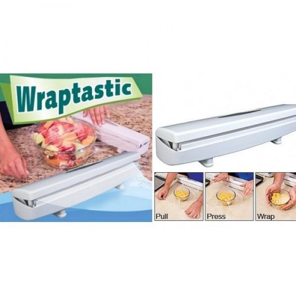 Dispenser Wrapstastic pentru folie stretch