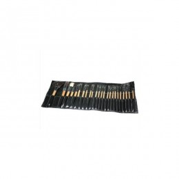 Set 24 pensule pentru machiaj