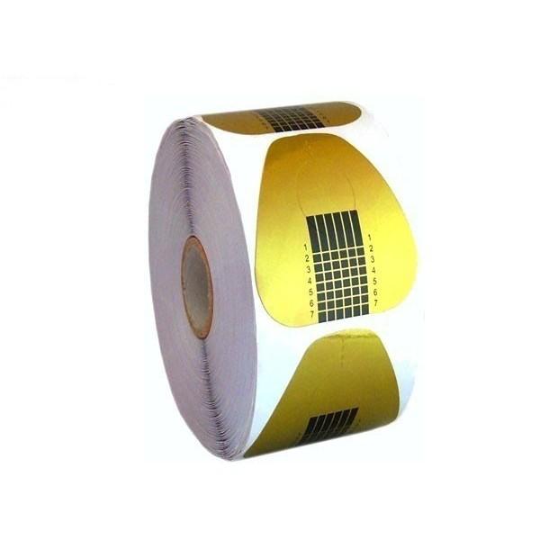 Sabloane pentru constructie unghii false - 500 bucati