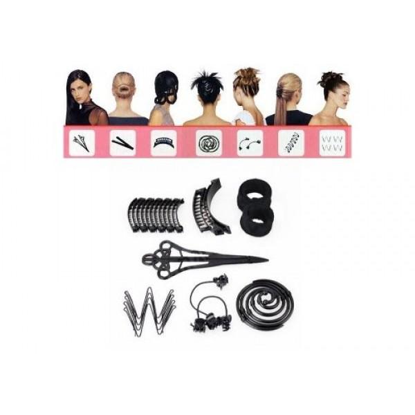 Kit pentru coafat Total Hair