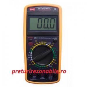 Multimetru digital DT 9208A
