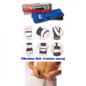 Centura pentru masaj si slabire Vibration Belt