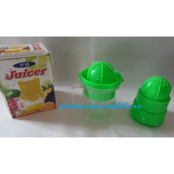 Storcator de fructe manual juicer