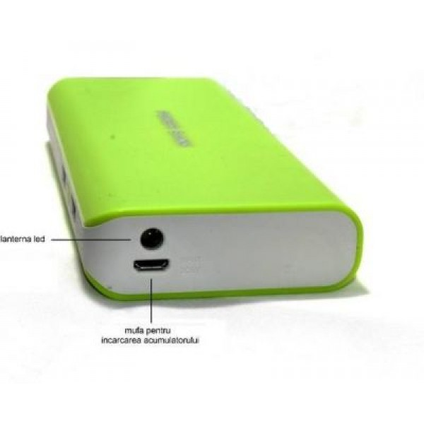 Acumulator Extern Power Bank 13000mAh