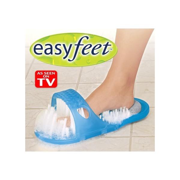 Perie pentru picioare Easy Feet