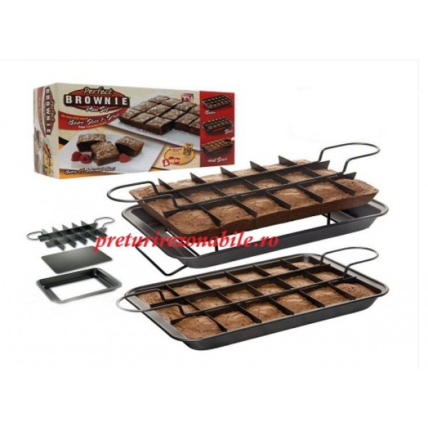 Tava de prajituri Perfect Brownie