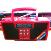 Boxa Portabila Cu MP3 si Radio Fm model WS-53RC