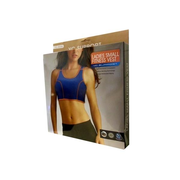 Bustiera fitness din neopren YC 6054