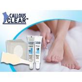 Kit pentru calcaie Callous Clear
