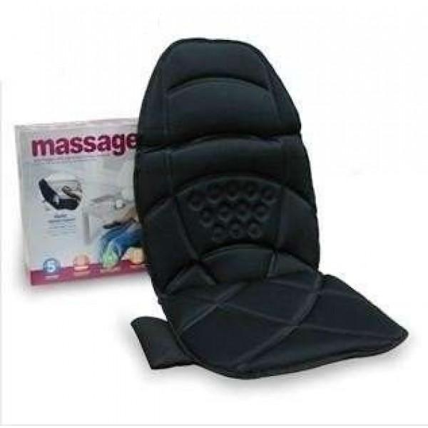 Husa cu perna de aer si incalzire pentru masaj