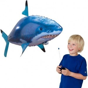 Rechin zburator cu telecomanda