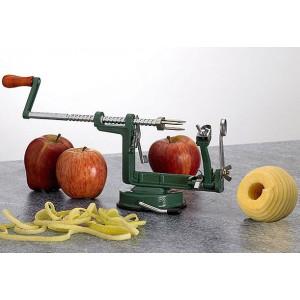 Aparat metalic pentru feliat mere