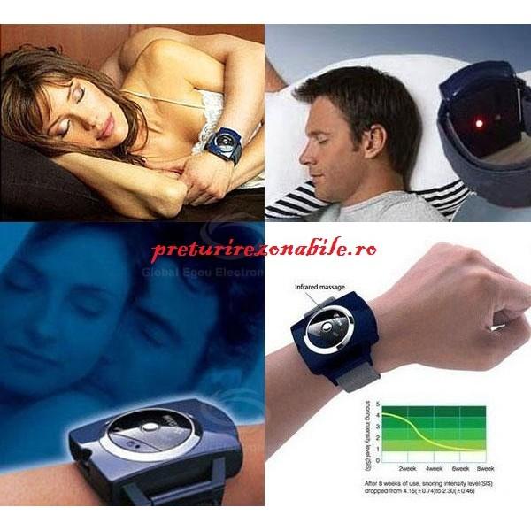 Bratara antisforait Snore Stopper