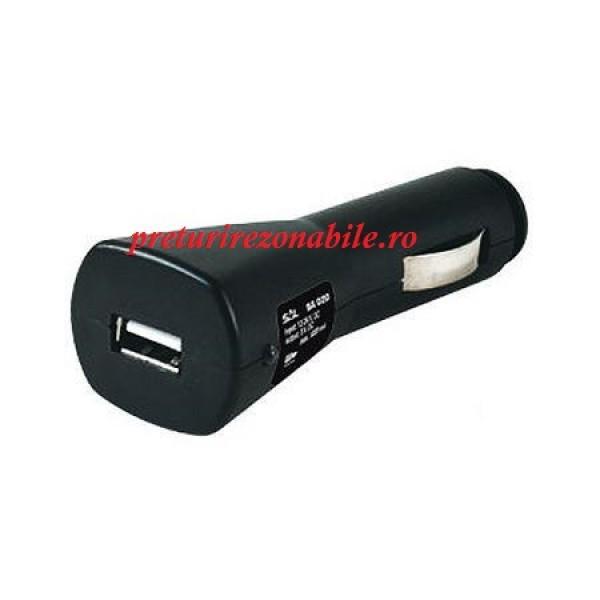 Incarcator USB auto