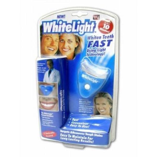 White Light - Aparat pentru albit dinti