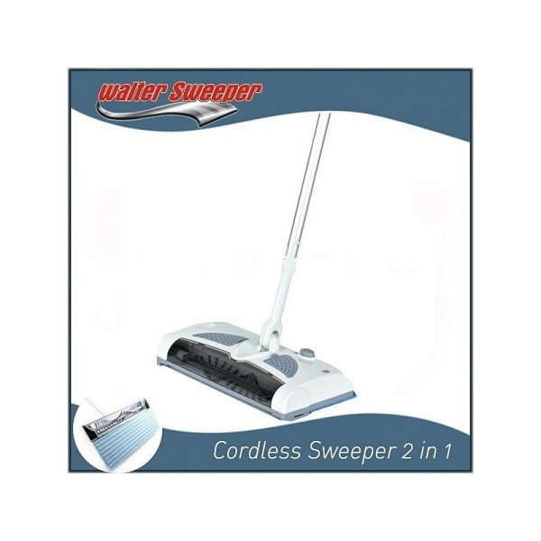 Matura electrica rotativa Walter Sweeper 2 in 1