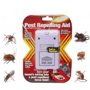 Aparat anti-gandaci cu ultrasunete Pest Repelling Aid