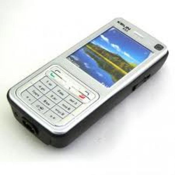 Electrosoc in forma de telefon mobil