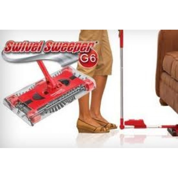 Matura electrica model Swivel Sweeper G6