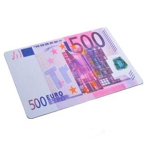 Mousepad model 500 euro - 200 euro - 100 euro
