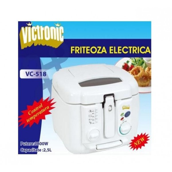 Friteuza electrica Victronic VC518