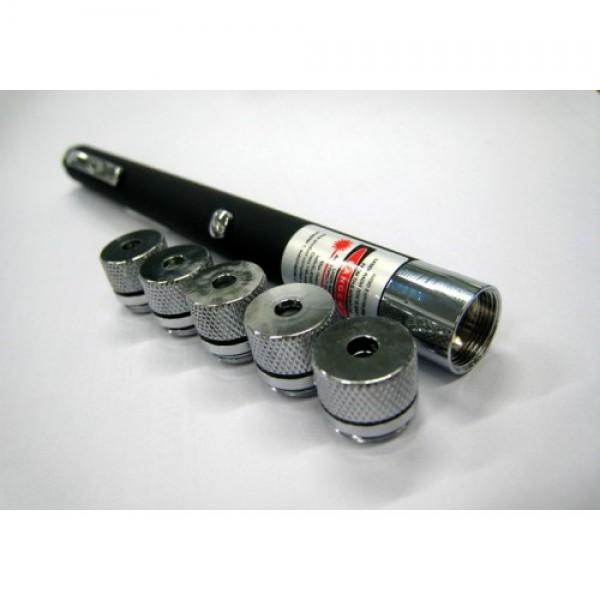Laser verde 500mW cu 5 capete