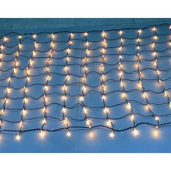 Plasa de lumini cu leduri pentru Craciun