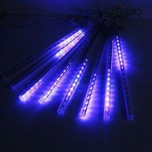 Instalatie cu 6 Turturi luminosi 20 cm