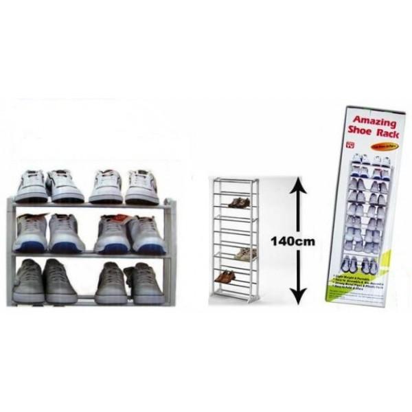 Raft pentru pantofi - etajera incaltaminte