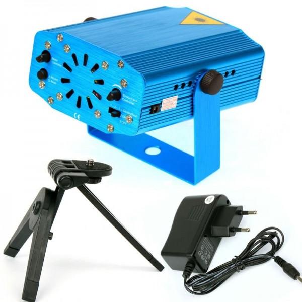 Mini proiector cu laser