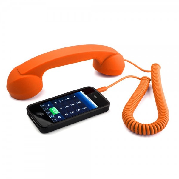 Receptor retro telefon