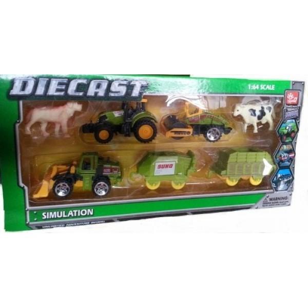 Set Tractor pentru copii