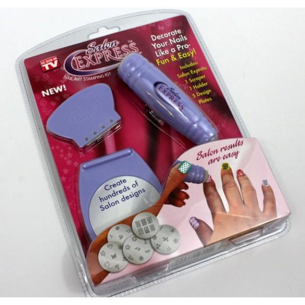 Aparat pentru aplicare modele pe unghii