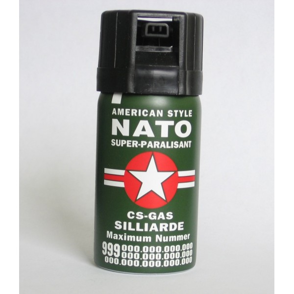 Spray paralizant Nato