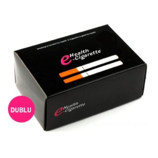E-Health pachet dublu - Tigara electronica