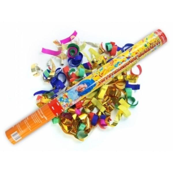 Tun confetti colorate 60 CM