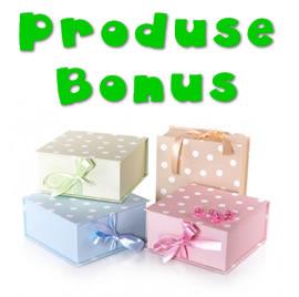 Produse Bonus